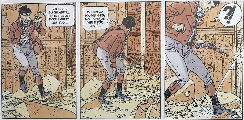 Arno Gesamtausgabe (Comicplus) Panel
