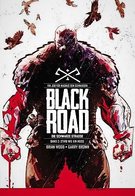 Black Road, Band 2 (Panini)