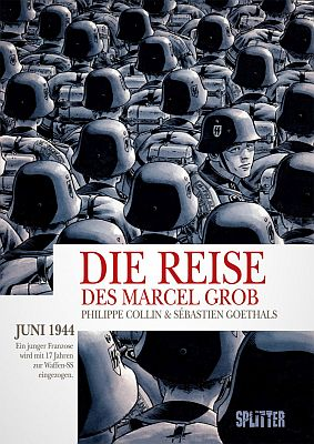 Die Reise des Marcel Grob (Splitter)