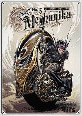 Lady Mechanika, Band 5 (Splitter Verlag)