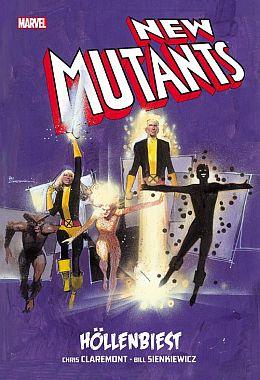 New Mutants: Höllenbiest (limitiertes HC-Variant)