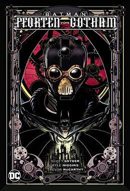 Batman: Die Pforten von Gotham (lim. HC)