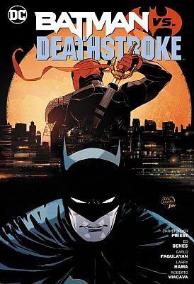 Batman vs. Deathstroke (Panini)
