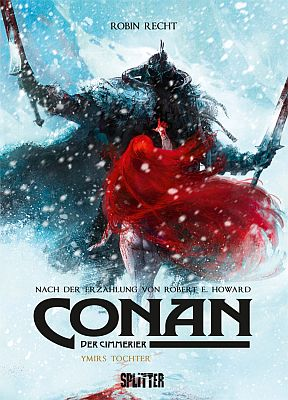 Conan der Cimmerier, Band 4 (Splitter)