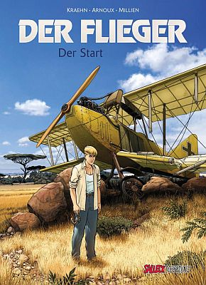 Der Flieger, Band 1 (Salleck)