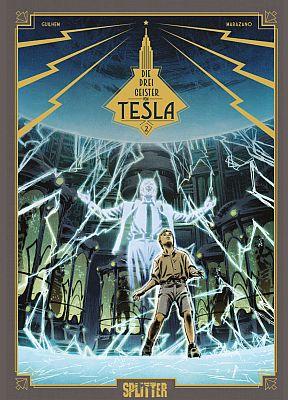 Die drei Geister von Tesla, Band 2 (Splitter)