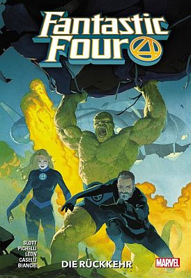 Fantastic Four, Band 1 (Panini)