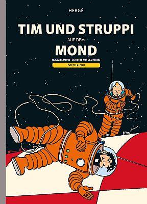 Tim und Struppi auf dem Mond (Carlsen)