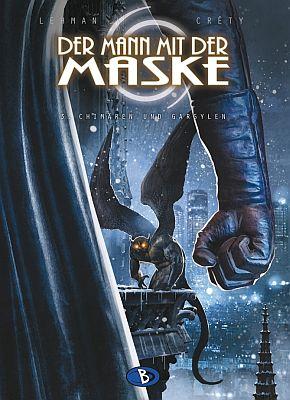 Der Mann mit der Maske, Band 3 (Bunte Dimensionen)