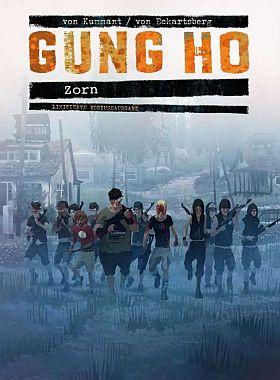Gung Ho, Band 4 (Vorzugsausgabe)