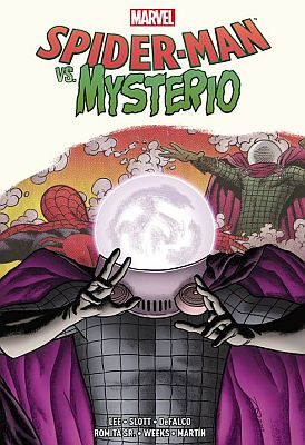 Spider-Man vs. Mysterio (Panini)