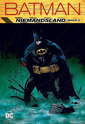 Batman-Tag 2019: Niemandsland, Band 4 (Panini)