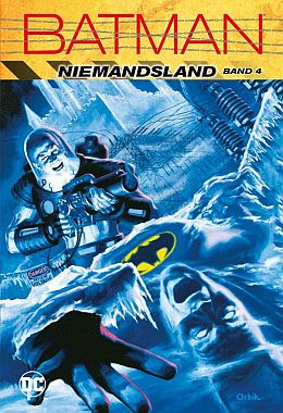 Batman: Niemandsland, Band 4 (lim. HC)