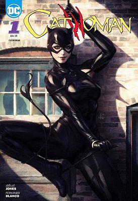 Catwoman, Band 1 (Panini)