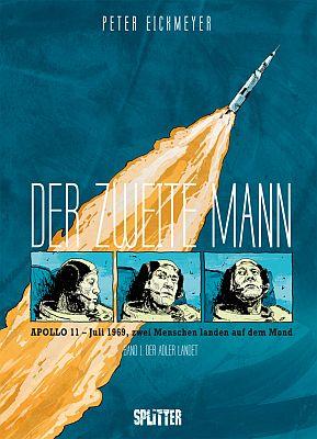 Der zweite Mann, Band 1 (Splitter Verlag)