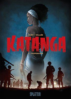 Katanga, Band 3 (Splitter Verlag)