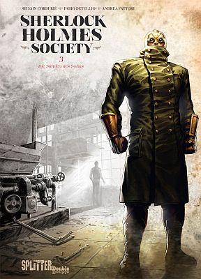 Sherlock Holmes Society, Band 3 (Splitter)
