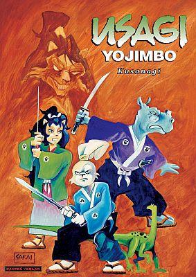 Usagi Yojimbo, Band 12 (Dantes Verlag)