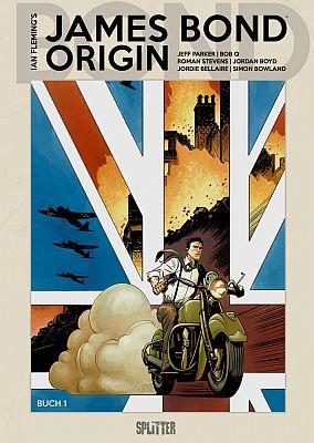 James Bond 007, Band 9 (Splitter)