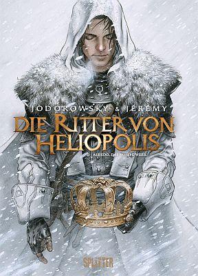 Die Ritter von Heliopolis, Band 2 (Splitter)