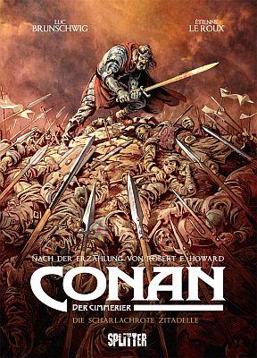 Conan der Cimmerier, Band 5 (Splitter)