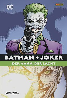 Batman/Joker: Der Mann, der lacht (lim. HC)