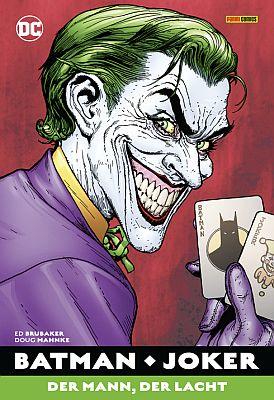 Batman/Joker: Der Mann, der lacht (Panini)
