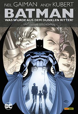 Batman: Was wurde aus dem Dunklen Ritter? (Panini)