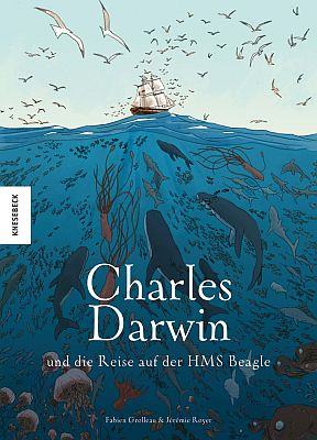 Charles Darwin (Knesebeck)