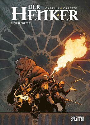 Der Henker, Band 3 (Splitter Verlag)