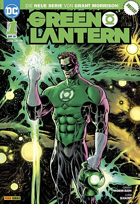 Green Lantern (2019), Band 1 (Panini Comics)