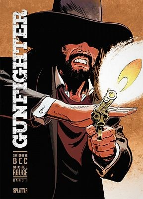 Gunfighter, Band 1 (Splitter)