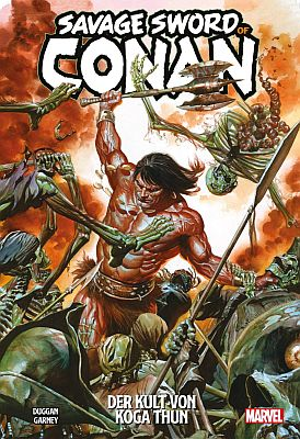 Savage Sword of Conan, Band 1 (Panini Verlag)