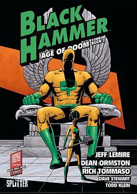 Black Hammer, Band 4 (Splitter Verlag)