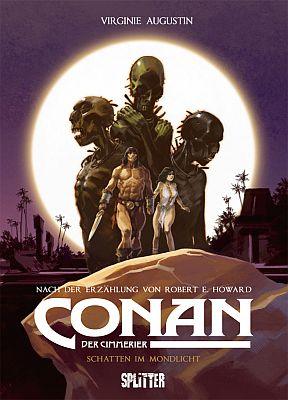 Conan der Cimmerier, Band 6 (Splitter)