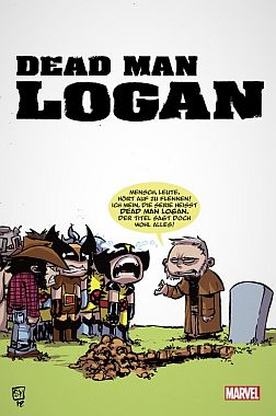 Dead Man Logan, Band 1 (Variant Cover)