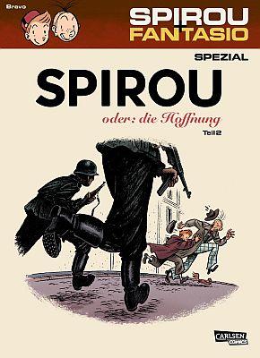 Spirou und Fantasio Spezial, Band 28 (Carlsen)