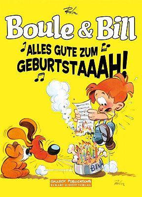 Boule & Bill Sonderband (Salleck)