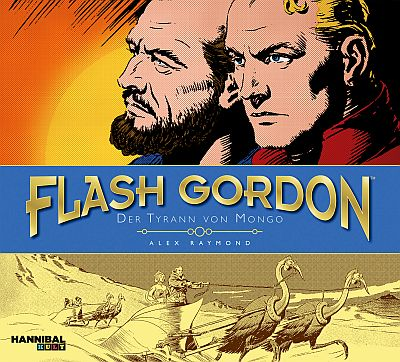 Flash Gordon, Band 2 (Hannibal)