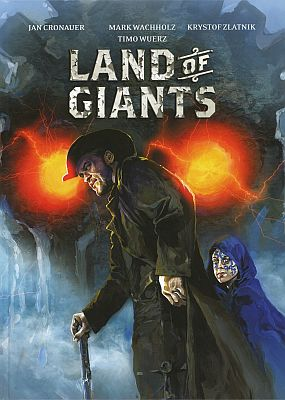 Land of Giants, Band 1 (Panini)