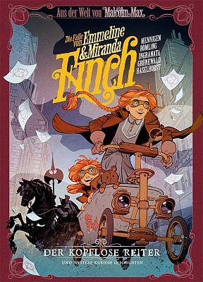 Malcolm Max: Emmeline & Miranda Finch (Splitter)