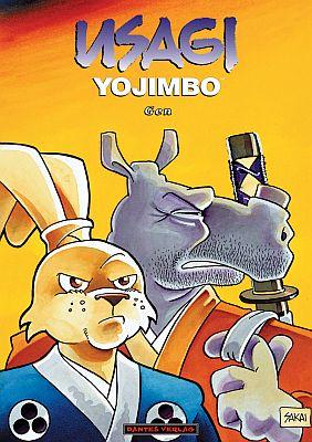 Usagi Yojimbo, Band 7 (Dantes Verlag)