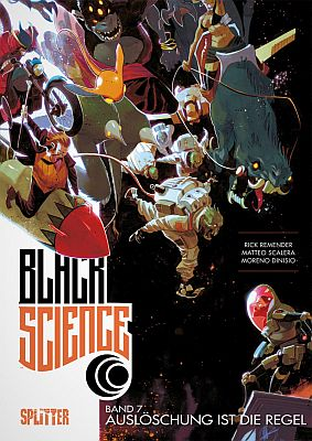 Black Science, Band 7 (Splitter)