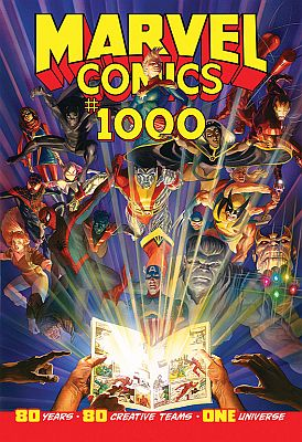Marvel Comics 1000 (Panini)