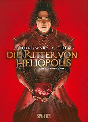 Die Ritter von Heliopolis, Band 3 (Splitter)