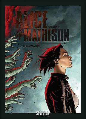 Alice Matheson, Band 6 (Splitter Verlag)