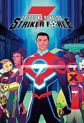 Cristiano Ronaldo Striker Force 7, Band 1 (Panini)