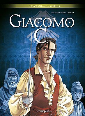 Giacomo C., Band 6 (Comicplus)