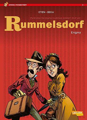 Rummelsdorf: Enigma (Carlsen)