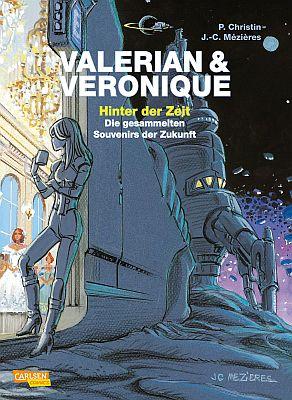 Valerian & Veronique: Hinter der Zeit (Carlsen)
